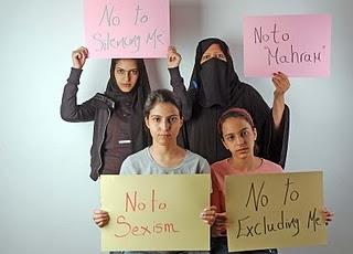 SaudiWomenRevolution