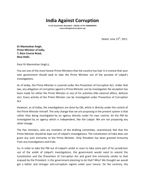 Letter-to-PM-from-Civil-Society-members-on-inclusion-of-PM-in-JanLokpal