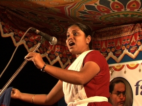 Sheetal Sathe of Kabir Kala Manch