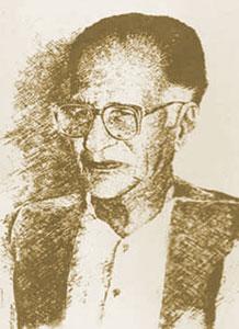 Ahmad Nadeem Qasmi (Nov 20, 1916–July 10, 2006)
