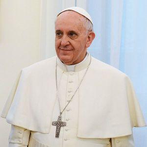 Pope Francis/ image: Casa Rosada/wiki