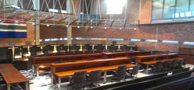 Writing New Memories, not just laws: South African Constitutional Court