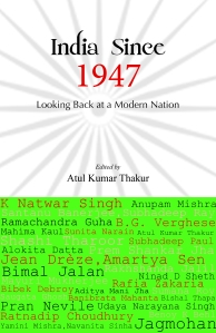 India Since 1947-Cover Image