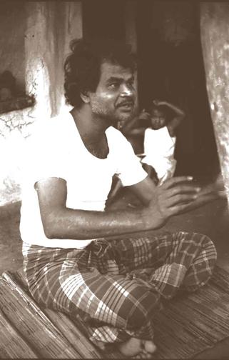 Shankar Guha Niyogi (photo: Anand Patwardhan)