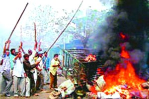 A file image of Gujarat Carnage 2002