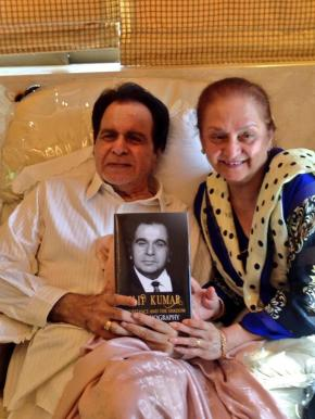 Photo from Dilip Kumar's twiiter page (https://twitter.com/TheDilipKumar/)
