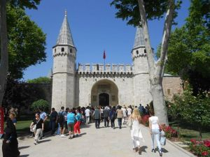 [Topkapi Palace- Seat of Ottoman empire]
