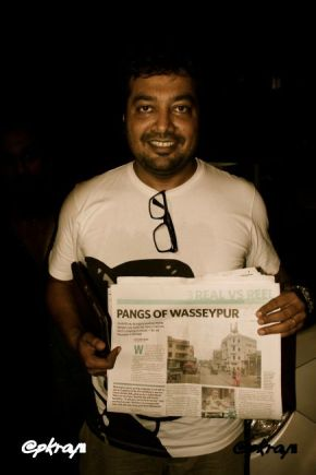 Anurag Kashyap (File photo: prakash k ray)