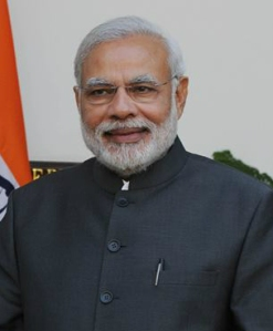 (file photo from the Wiki page of PM Narendra Modi)