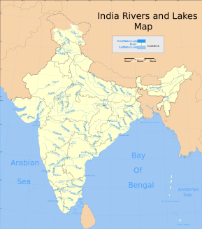 India_rivers_and_lakes_map.svg