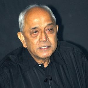 Admiral (retired) L Ramdas